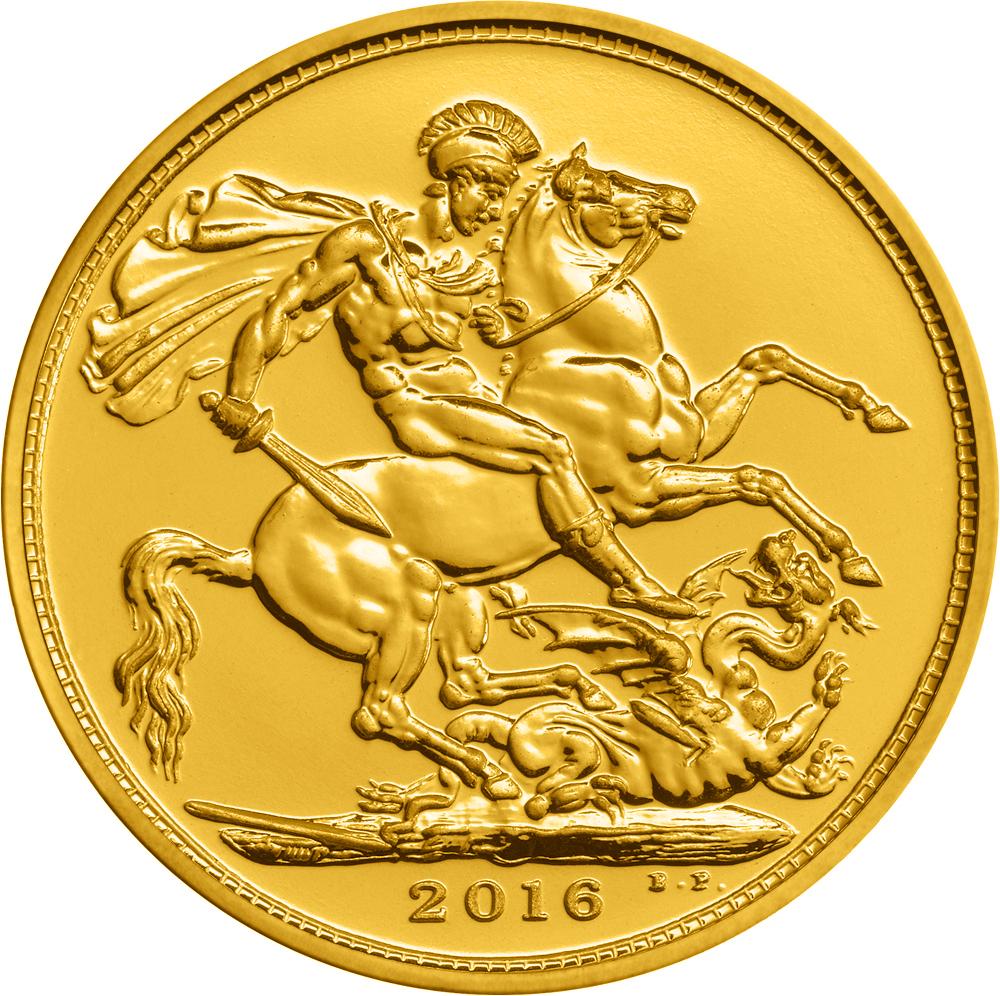 Sovereign, Pounds