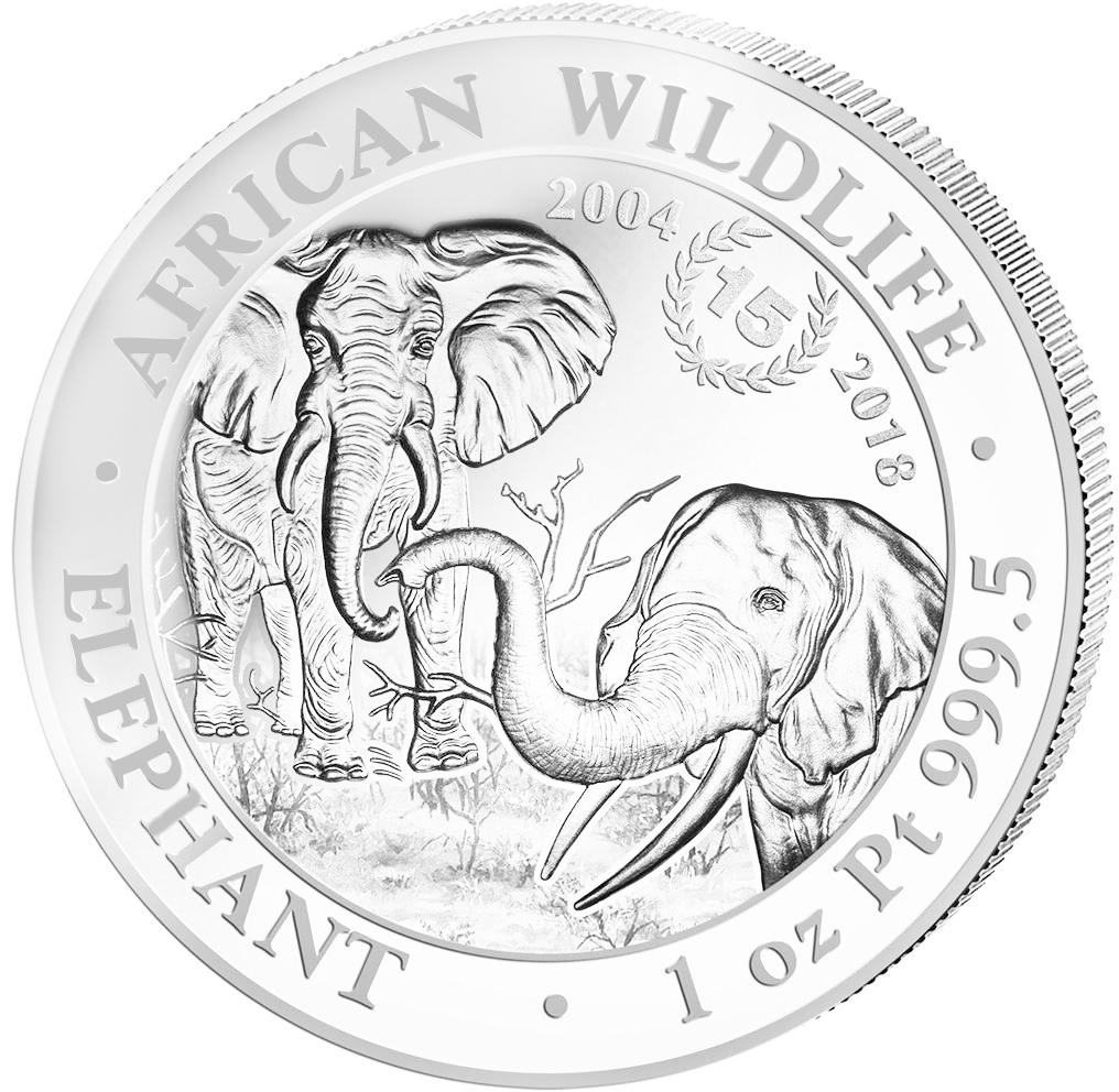 Somalia Elefant