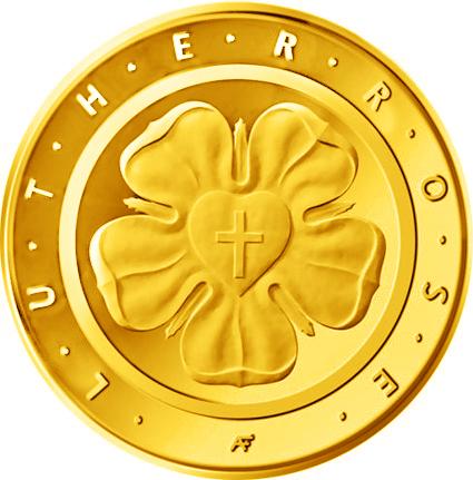 Goldmünzen Lutherrose Kaufen Preisvergleich Auf Goldmarktde