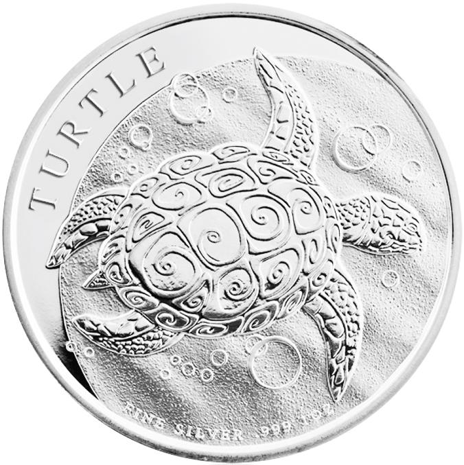 Schildkröte Turtle (Niue)