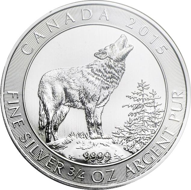 Grauwolf Kanada