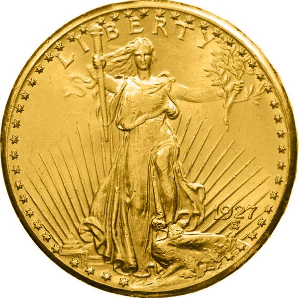 St. Gaudens Double Eagle
