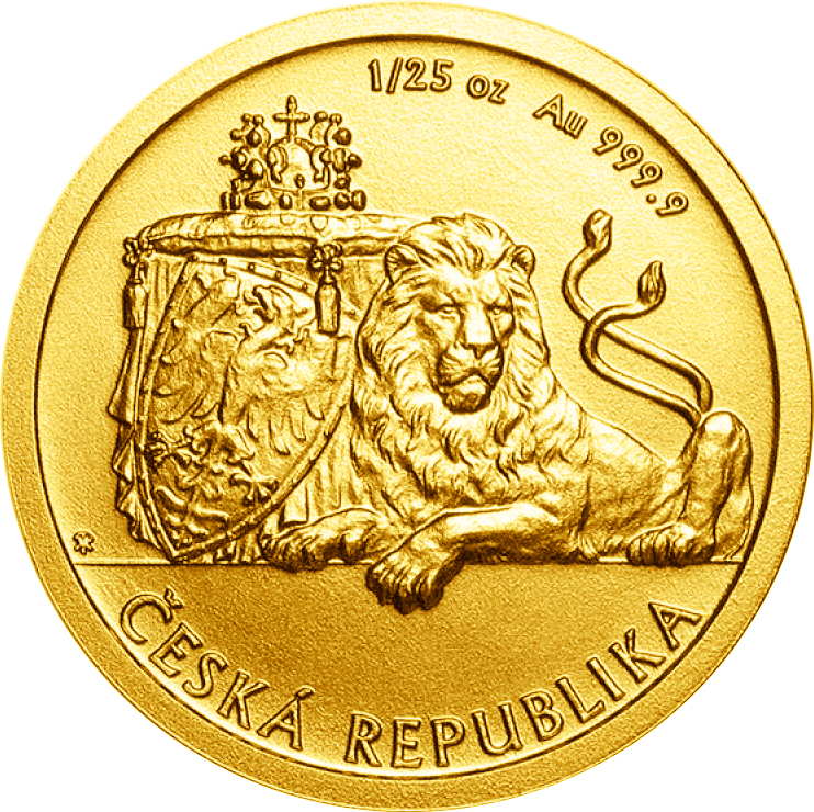 Tschechischer Löwe