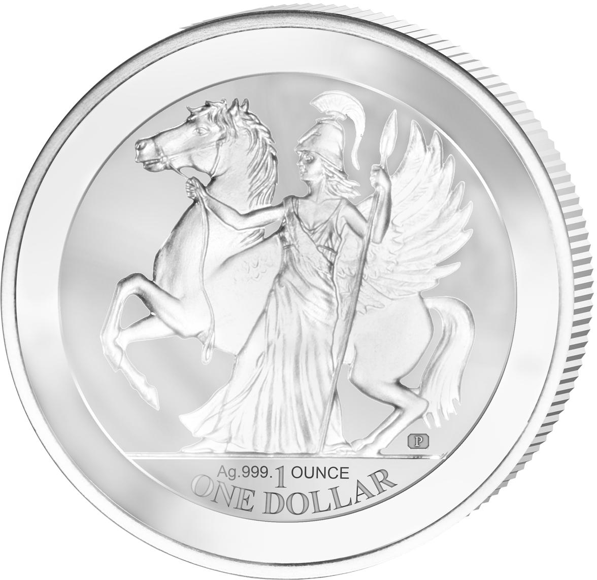 Pegasus Göttin Athene