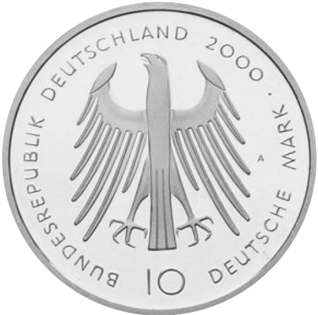 DM Kursmünzen