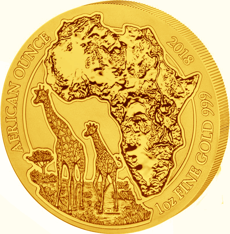 Ruanda Wildtiere