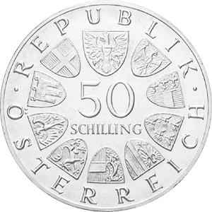 Schilling Österreich