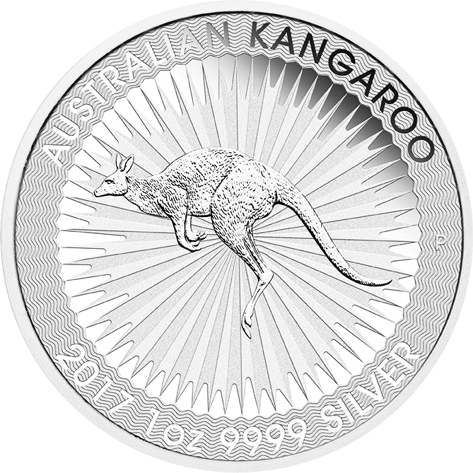 Känguru (Perth Mint)