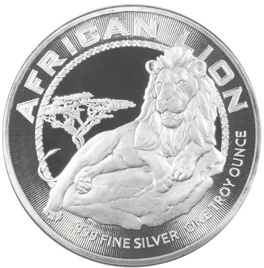 African Lion (Niue)