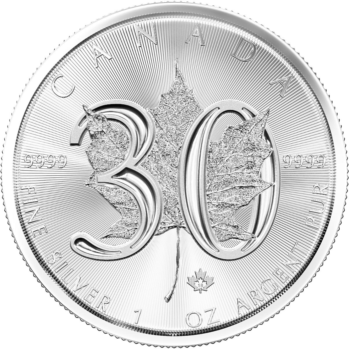 Maple Leaf 30 Jahre